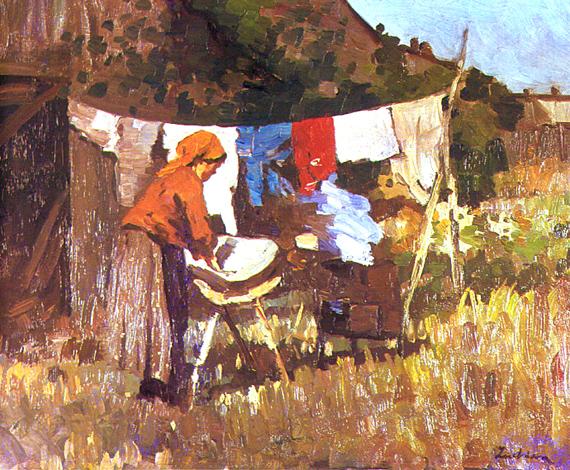 luchian-la-lavandera-pintores-y-pinturas-juan-carlos-boveri